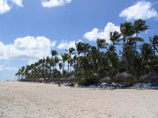 Bavaro Princess All Suites Resort, Spa & Casino: plage