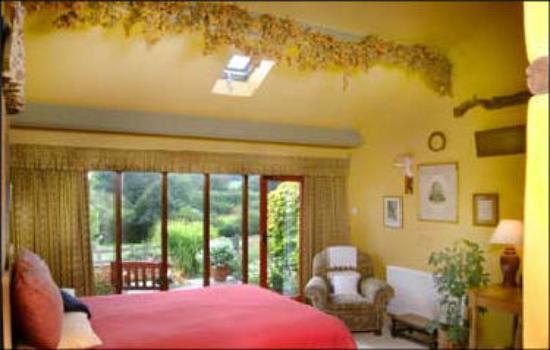 West Colwell Farm: 'Farmer' - Our wonderful room