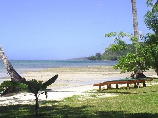 Mango Bay Resort Fiji: Life is so hard!