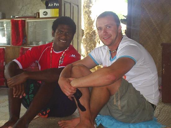 Mango Bay Resort Fiji: Crazy!!