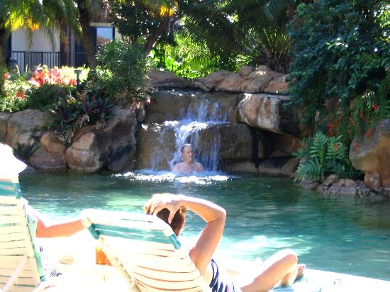Lawai Beach Resort In Pool At Lawaii