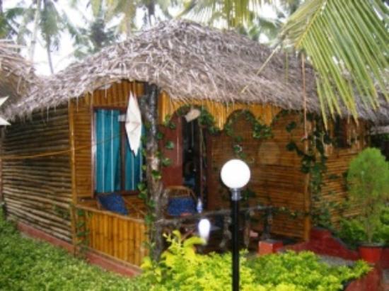 Kerala Bamboo House Photo