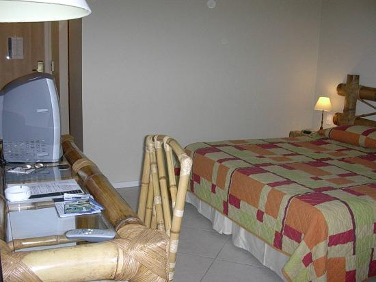 Rio Buzios Beach Hotel: triple room