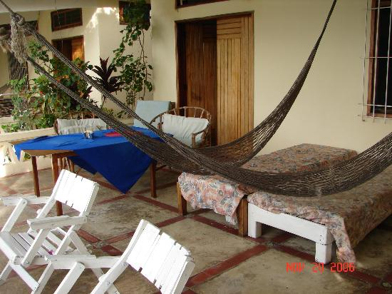 Bungalows Pacificos : balcony
