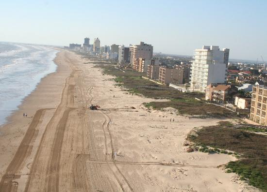 Ilha de South Padre, TX: What a nice beach huh?