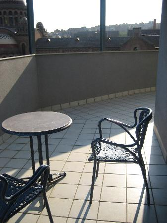Amrey Sant Pau: Terrace/2