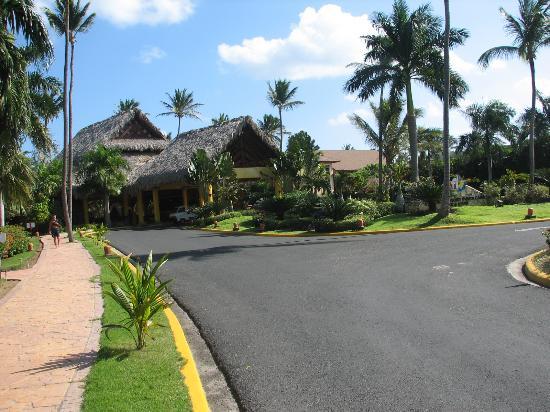 VIK Hotel Arena Blanca: Lobby Entrance
