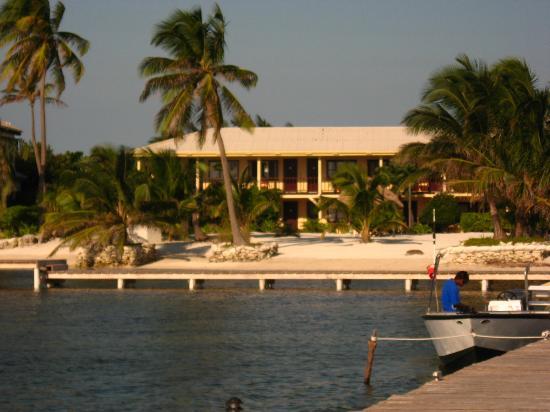 El Pescador Resort: All rooms face the water at El Pescador