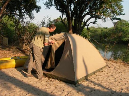 Zambia: Overnight accomodation