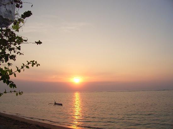 Санур, Индонезия: Sunrise, Sanur Beach