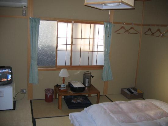 Ryokan Shimizu: Our room