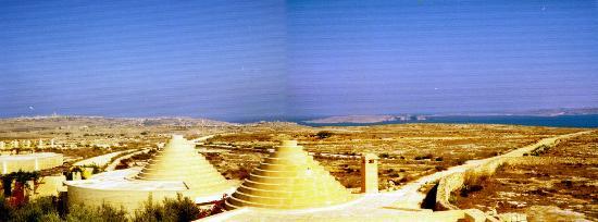 Hotel Ta' Cenc & Spa: view