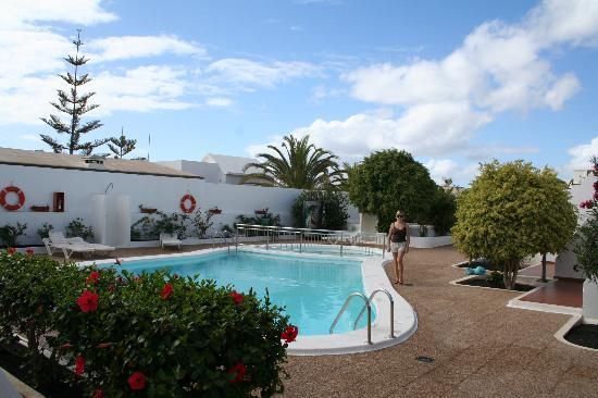 La Laguneta Apartments : The Pool from Apartment 6