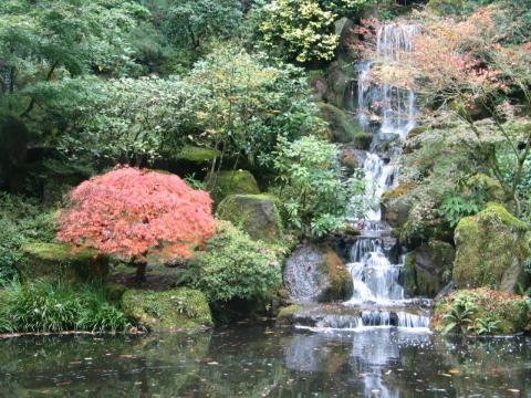 Portland Portland Japanese Garden Tripadvisor