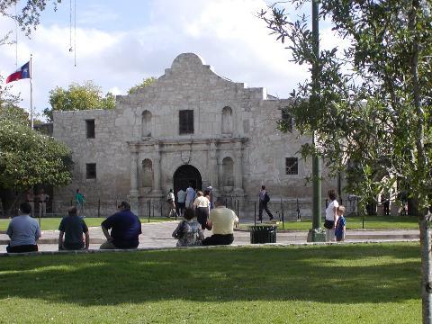 Mission San Antonio de Valero -