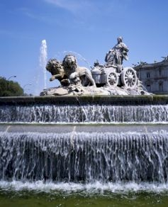 Cibeles by day