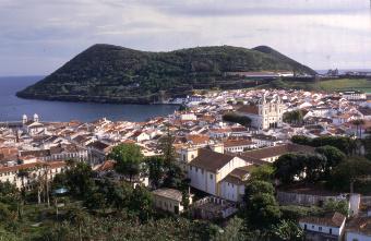 City of Angra do Heroismo