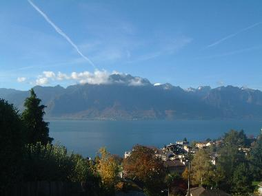 Montreux's Lakeside Views