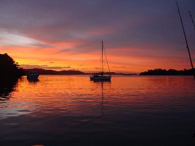 BOI Sunset