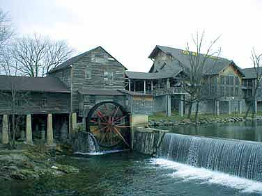 Pigeon Forge The Old Mill