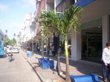 Street in Downtown