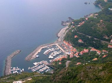 The harbour, Maratea