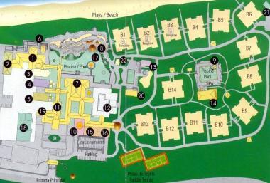 Paradisus Map Playa Del Carmen Forum Tripadvisor