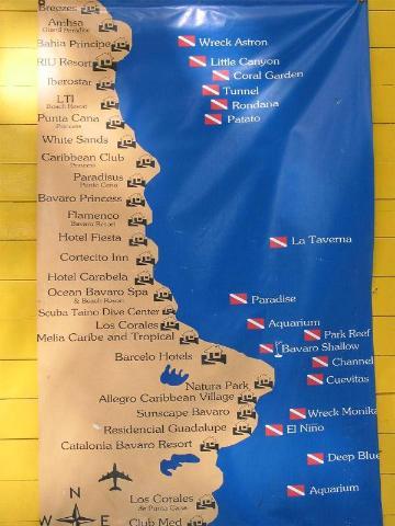 Punta Cana Punta Cana Resort Maps Tripadvisor