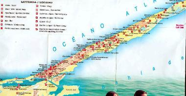 Varadero: Resort Maps for Varadero and Areas   TripAdvisor