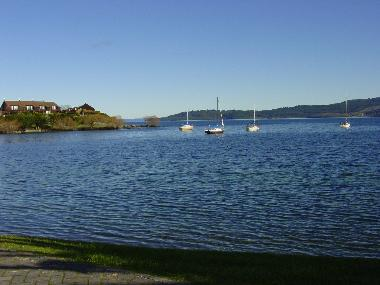 Shores of Lake Taupo