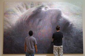big painting