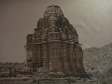 The old Temple