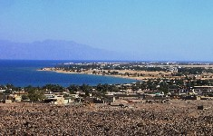 Nuweiba & Tarabeen from the north