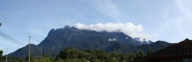 The Monolith that is Mt. Kinabalu