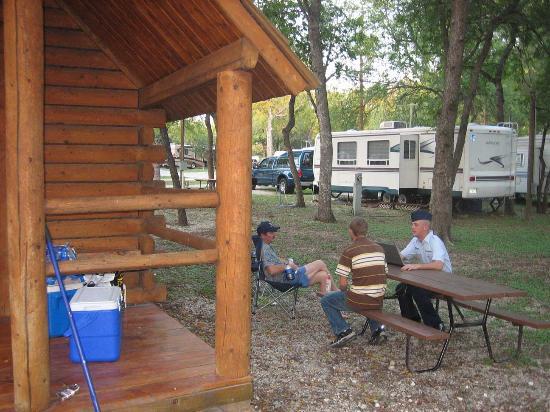 San Antonio KOA Campground Photo