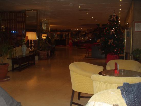 Sol Beach House Mallorca: hotel lobby/bar