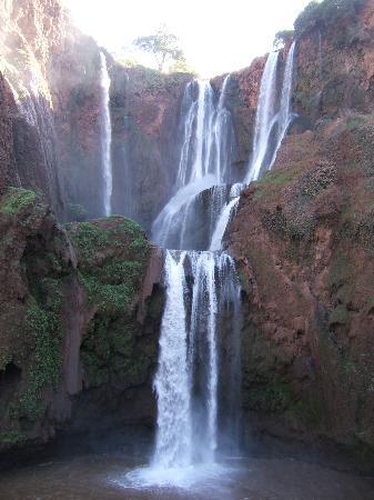 Riad Cascades d'Ouzoud : cascade d'ouzoud