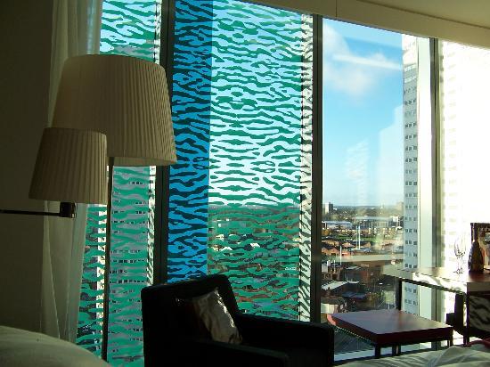 Radisson Blu Hotel, Birmingham: Hotel Room