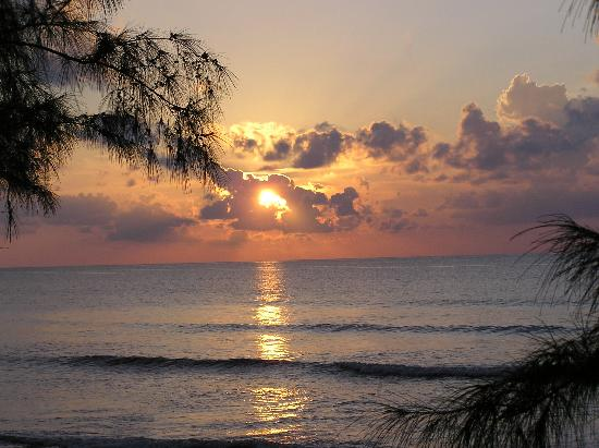 Tradewind Guest Suites on Salt Cay: Beautiful Sunsets Every Night!
