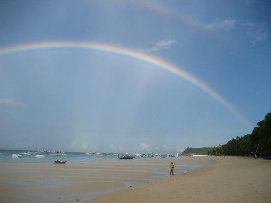 Boracay, Philippinen: Paradise at the end of the rainbow