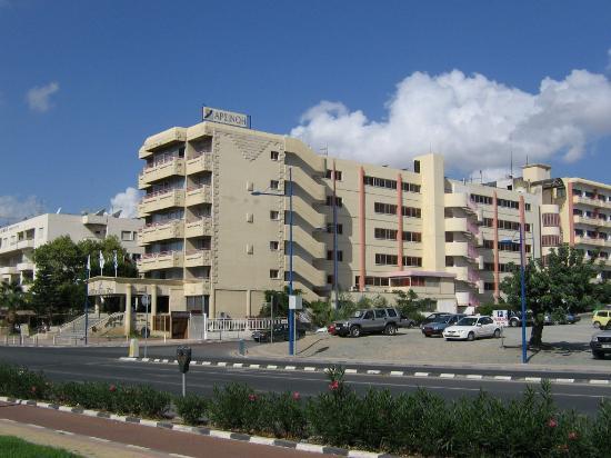 4 Star Hotel in Limassol, Cyprus | Mediterranean Hotel