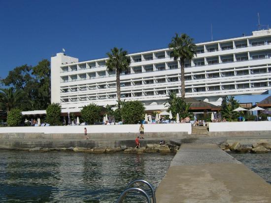 Atlantica Miramare Beach: main building