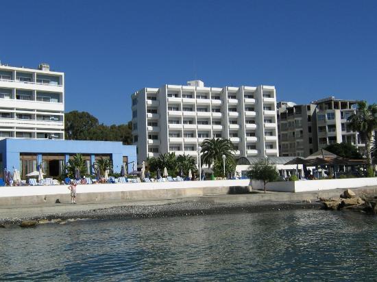 Atlantica Miramare Beach: new building