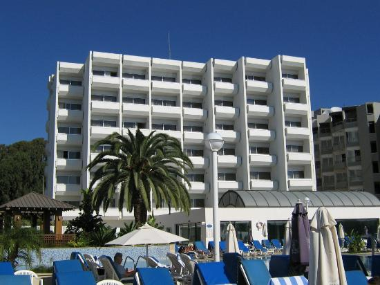 Atlantica Miramare Beach: new building
