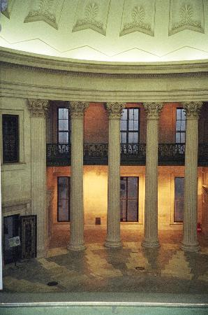 Federal Hall: Rotunda hall