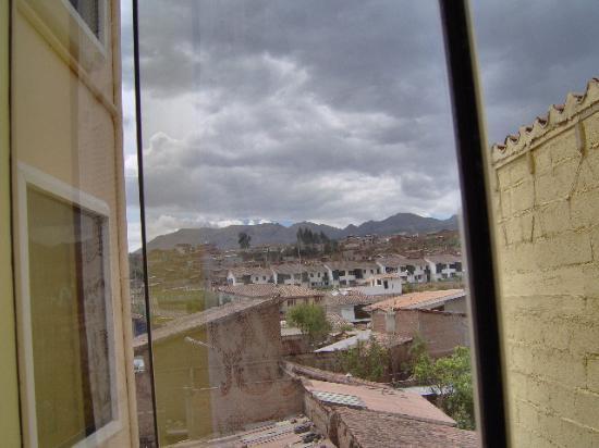 Hotel Torre Dorada : Torre Dorada: view from guest room window