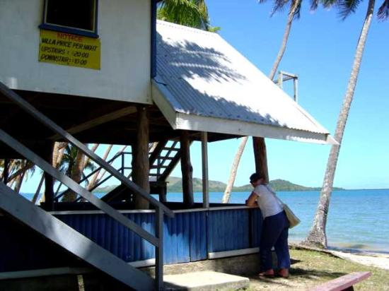 Labasa, Fiyi: Korovatu private beach