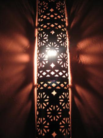 Riad Watier: Abstract shot taken inside the Riad