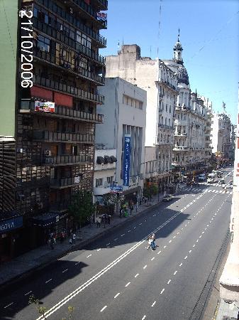 Nuevo Hotel Callao: south view
