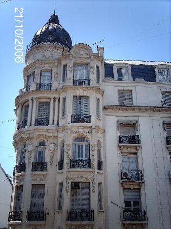 Nuevo Hotel Callao: front view